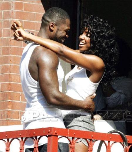 50 cent og Kelly Rowland dating
